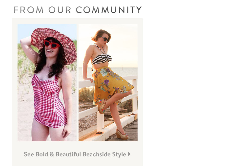 From Our Community. See Bold & Beautiful Beachside Style.