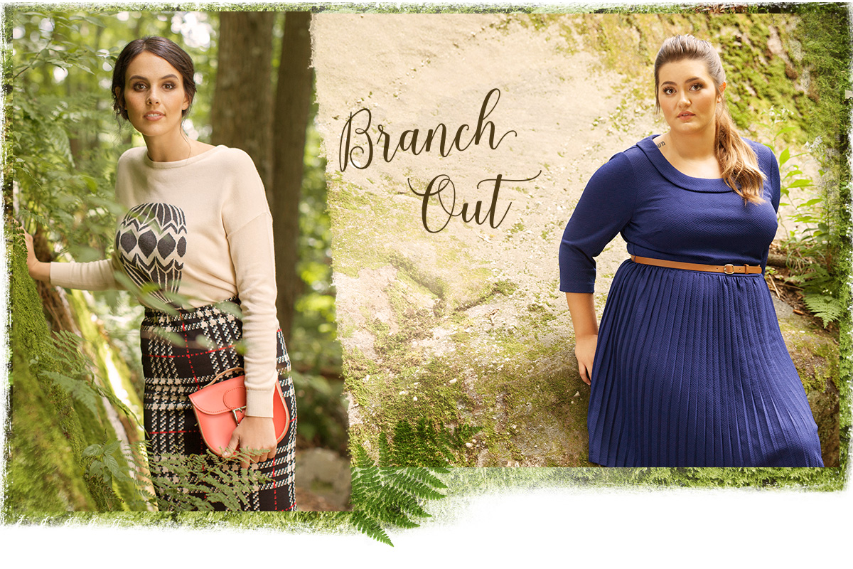 Branch Out. Shop Uncommonly Cool Workwear