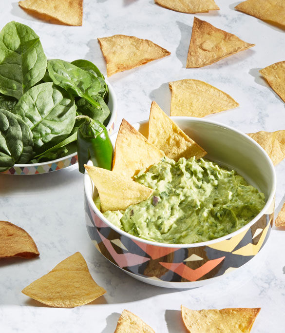 They'll Flock to This Guac. Get the Recipe.