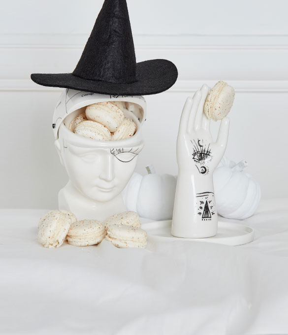 Wicked Cool. Shop the Halloween Boo-tique.