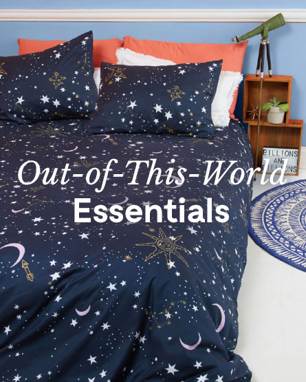 Out-of-This-World Essentials.