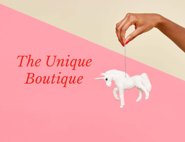 The Unique Boutique.
