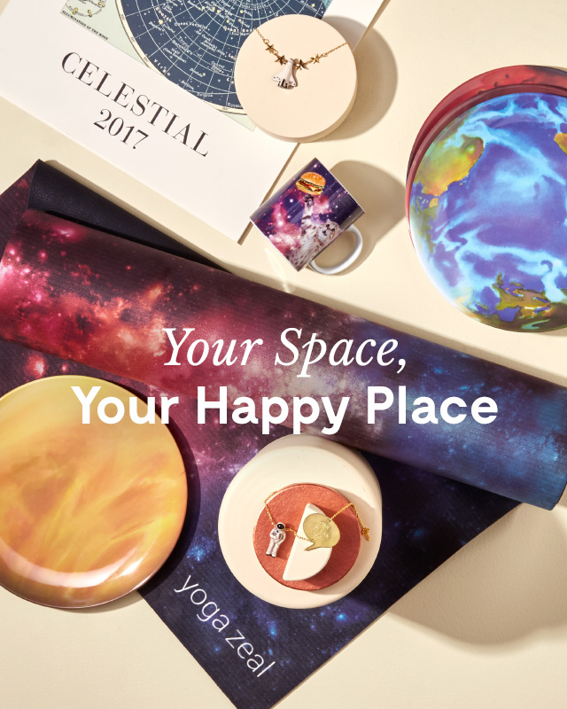 Your Space, Your Happy Place.