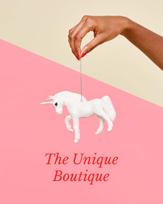 The Unique Boutique.