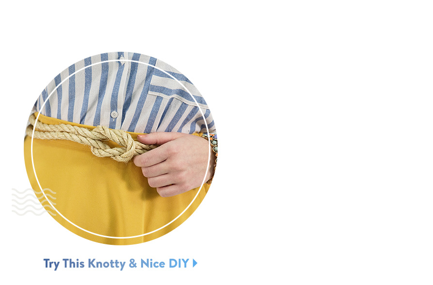 Try This Knotty & Nice DIY.