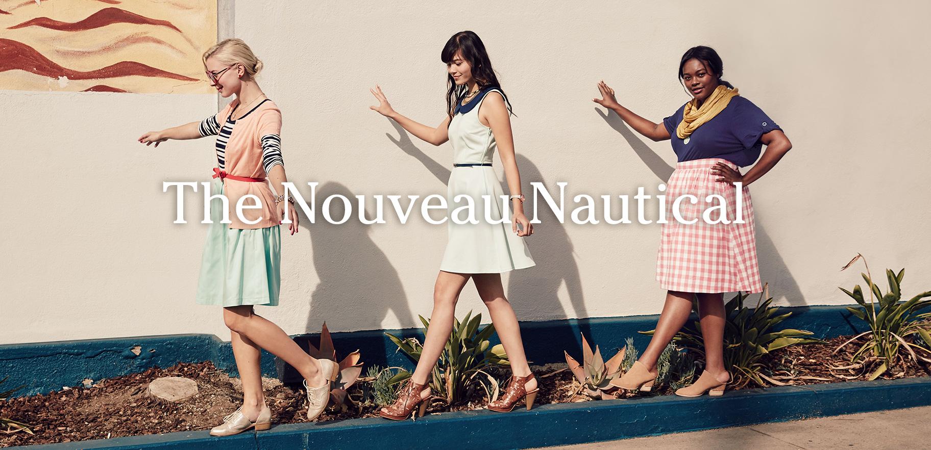 The Nouveau Nautical