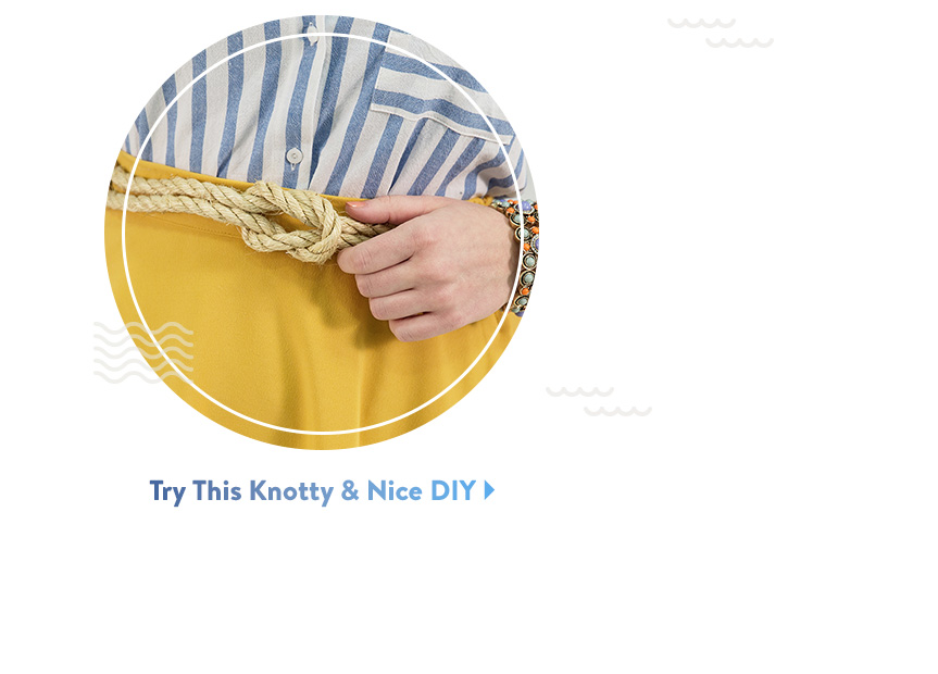 Try This Knotty & Nice DIY