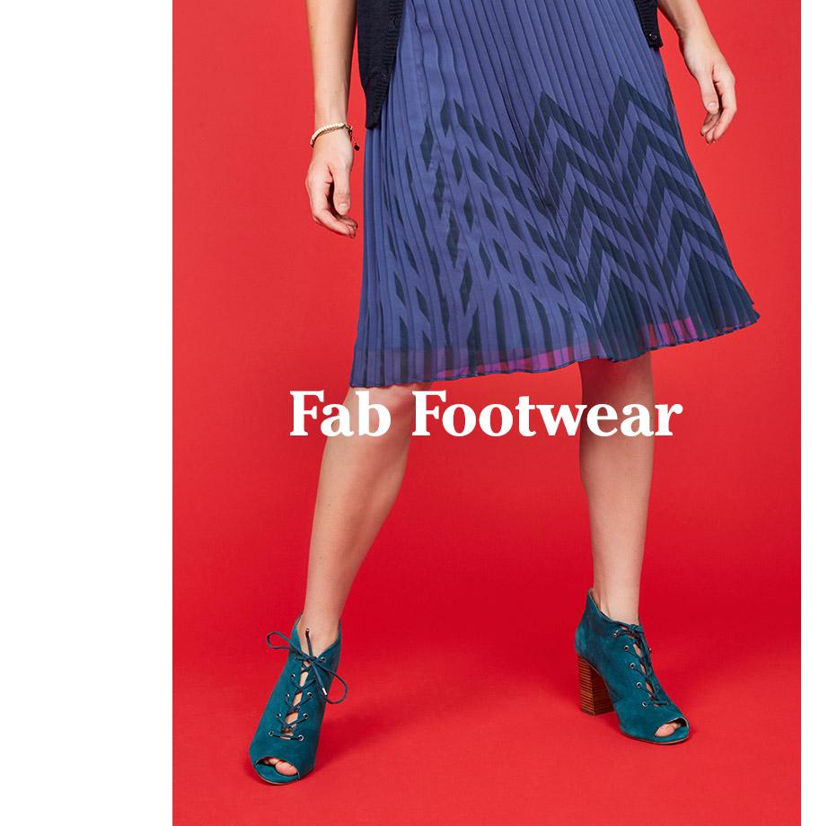 Shop Fab Footwear