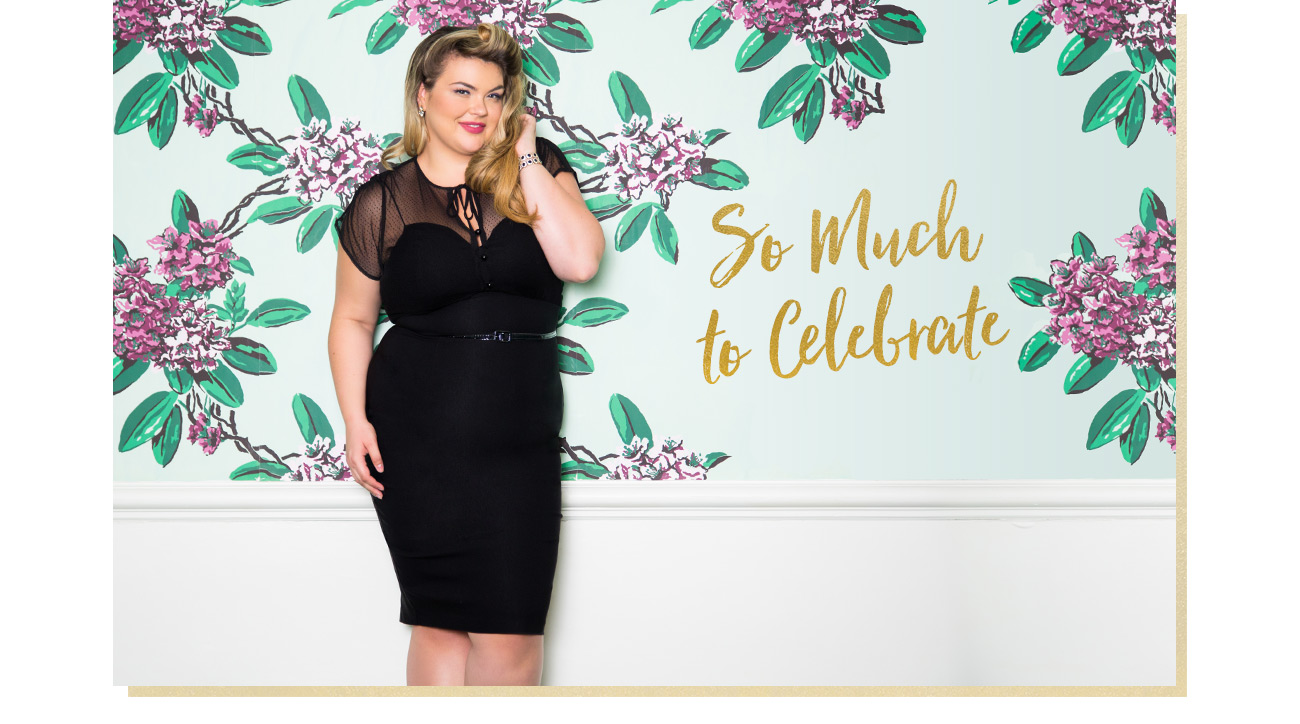So Much to Celebrate. Shop Holiday Party Dresses.
