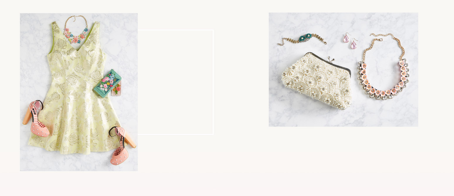 Cute Wedding Outfit & Accessories