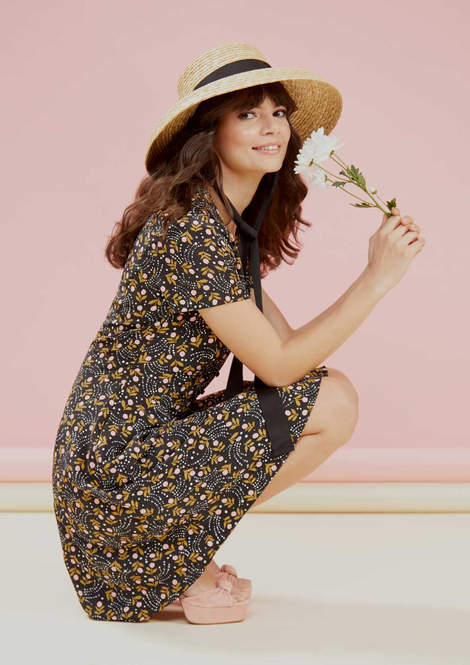 Ditzy Floral Campaign Photo